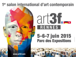 Yves guillard peintre for Salon international d art contemporain toulouse